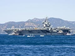 Report: U.S. Aircraft Carriers' 'Unchallenged Primacy May Be Coming To a Close'