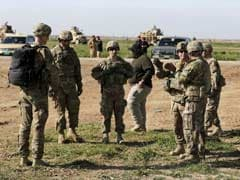 US-Led Coalition Aims To Recapture ISIS 'Caliphate' In Iraq, Syria