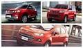 Maruti Suzuki Vitara Brezza vs Ford EcoSport vs Mahindra TUV300: Specification Comparison