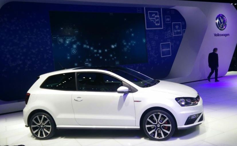 Auto Expo 2016: Volkswagen Polo GTI Unveiled; Launch in Second Half of 2016