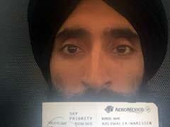 भारतीय-अमेरिकी अभिनेता को पगड़ी के कारण विमान में सवार होने से रोका