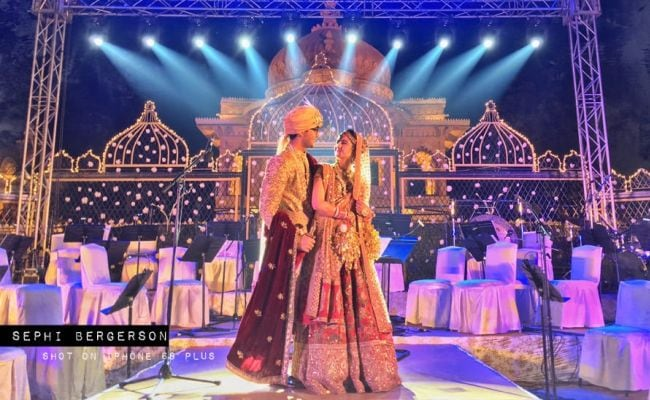 He Shot an Indian Wedding on His iPhone. The Results? Spectacular