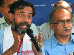 Prashant Bhushan, Yogendra Yadav Launch Political Party 'Swaraj India'