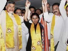 Another YSR Congress Legislator Joins TDP In Andhra Pradesh