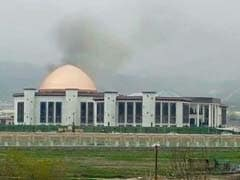 Rockets Fired At New Afghan Parliament Building In Kabul