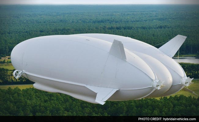 World's Longest Aircraft Revealed In New Pictures