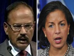 US Security Advisor Susan Rice Calls Ajit Doval, Condemns Uri Attack