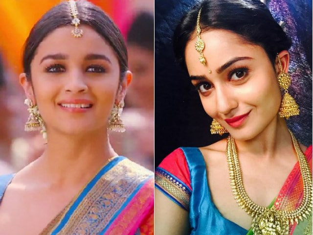 When Actress Tridha Choudhury 'Looked Like' Alia Bhatt