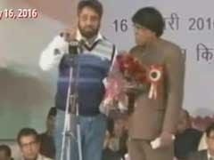 BJP Files Police Complaint Against AAP Legislator Amanatullah Khan