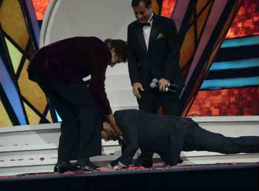 When Anil Kapoor 'Embarrassed' Amitabh Bachchan
