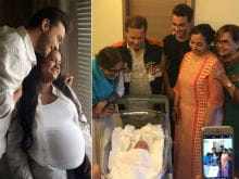Salman Khan's Sister Arpita Welcomes Baby Boy
