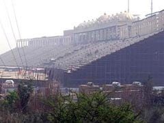 Corroded Pipes Used To Build 7-Acre Stage For Sri Sri Event, Says Government Report
