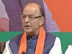 Arun Jaitley Hits Out At Aam Aadmi Party, Says It Is Anti-Democratic