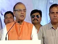 Numbers Change In Rajya Sabha Will Permit GST Passage: Arun Jaitley