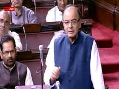 Gain From Low Crude Prices Being Used for Infra Development: Jaitley