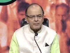 Higher Public Spending, FDI Pushing Up Growth: Arun Jaitley