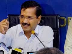 BJP, RSS Trying To Communalise Doctor's Murder: Arvind Kejriwal