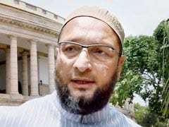 Hyderabad MP Asaduddin Owaisi Accused Of Offering 'Legal Aid' To Terror Suspects