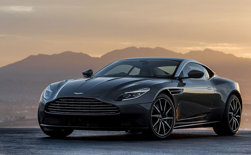 Geneva Motor Show 2016: Aston Martin DB11 Makes its Debut - NDTV CarAndBike