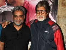 Big B Wins National Award. 'No One Can be More Proud' Than R Balki