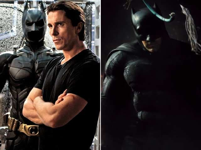 henry cavill and christian bale superman and batman www