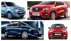 10 Best-Selling Cars in India in February 2016
