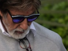 Is This Amitabh Bachchan's Look From His Next Film? Wrong, Says Actor