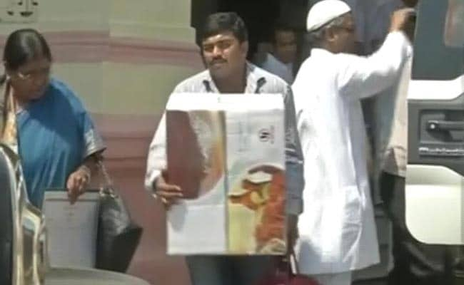 Microwaves For 243 Bihar Lawmakers. 'It's Only 30 Lakhs,' Says Minister