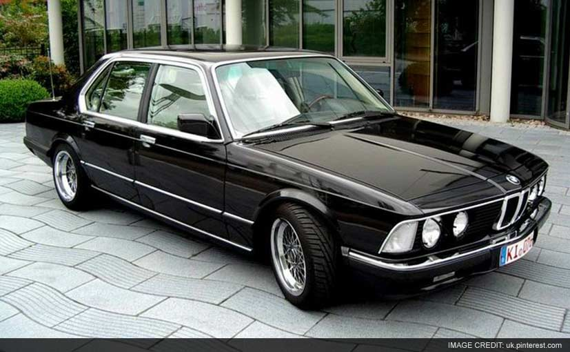 BMW E23 7 Series
