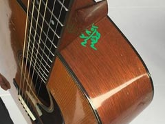 Please Forgive Me? Egypt Customs Deface Bryan Adams' Guitar