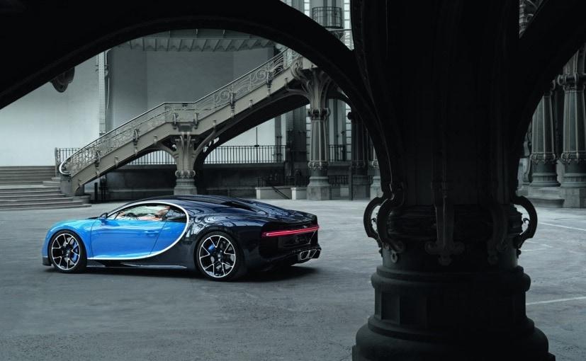 Bugatti Chiron Peformance