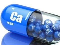 Calcium Pills May Put Elderly Women At Heart Attack Risk