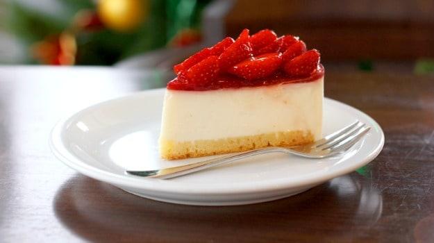 strawberry-cheesecake