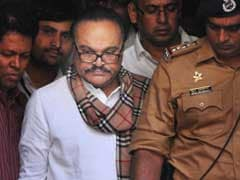 NCP Leader Supriya Sule Meets Chhagan Bhujbal In Arthur Road Jail