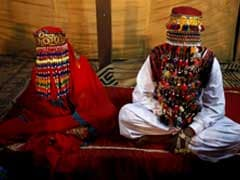 9-Year-Old Child Bride Rescued From Wedding In Pakistan
