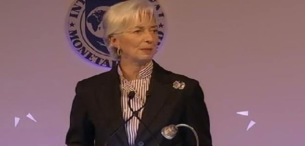 IMF chief Christine Lagarde called the Brexit event a major downside risk for the world