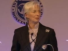 IMF Chief Says Negotiating 'In Good Faith' With Greece on Debt