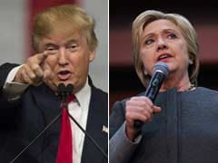 Donald Trump Courts Core Conservatives, Hillary Clinton Talks Security