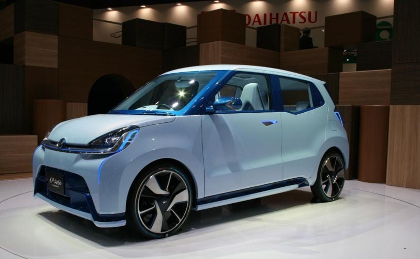 Daihatsu Division Begins Work On Toyota Brand Small Car