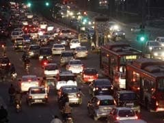 Government Okays Rs 1,000 Crore Projects To Ease Delhi, Gurgaon Traffic
