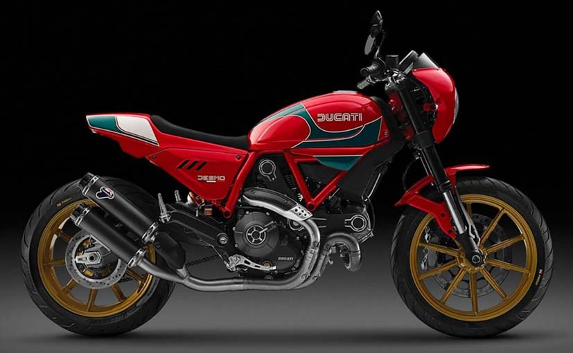 Used Ducati Scrambler India