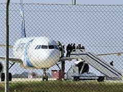 Security Forces Arrest Alleged EgyptAir Hijacker After Airport Standoff In Cyprus