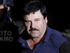 Drug Lord Guzman 'Serene' Ahead Of Extradition Ruling