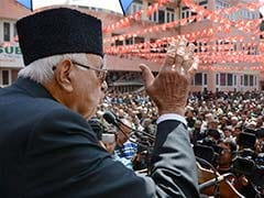 2% Voter Turnout In Srinagar Re-Polling, Farooq Abdullah A Candidate