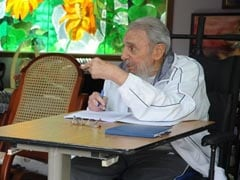 Fidel Castro Says Obama's 'Syrupy' Words Were Enough To Cause A Heart Attack