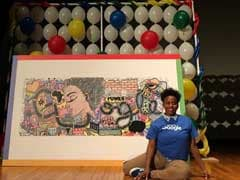 15-Year-old Akilah Wows US With Her Google Doodle On Race Relations