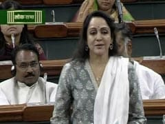 Farmers Should Take Benefits Of Crop Insurance Scheme: Hema Malini