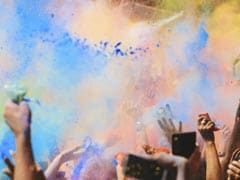 Egypt Rejoices Amidst Rocking Cheers And Colours Of Holi