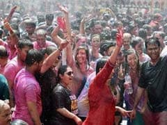 Rain Dance Events On Holi Cancelled In Mumbai After MNS Protest