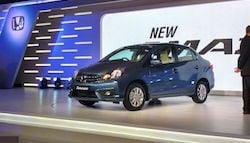 Honda Amaze Facelift Launched in India; Priced From Rs. 5.29 Lakh